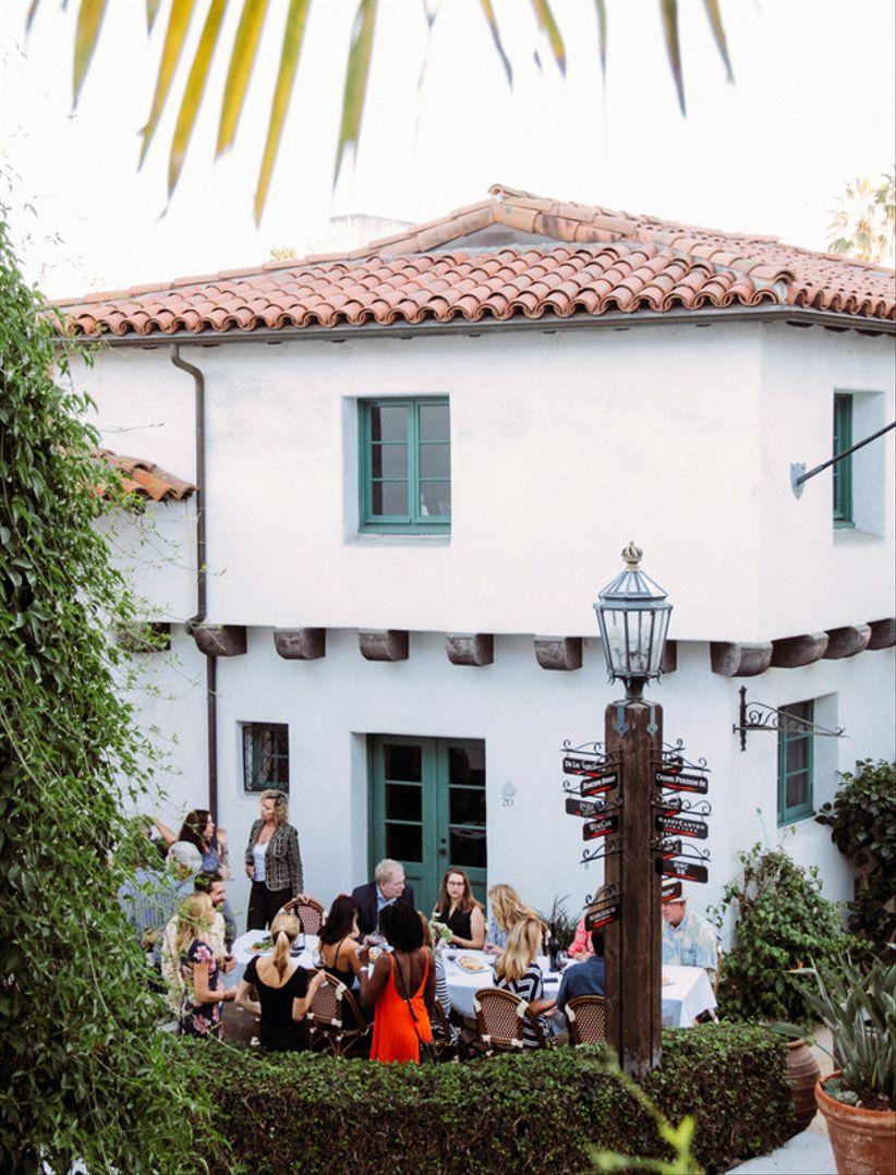 Santa Barbara winery wedding venue