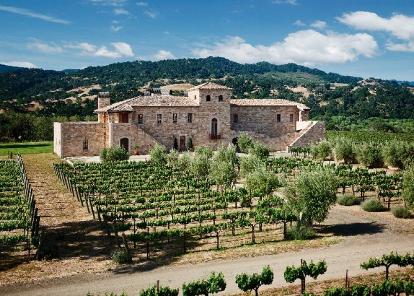 European style wedding venue and vineyard in Santa Barbara