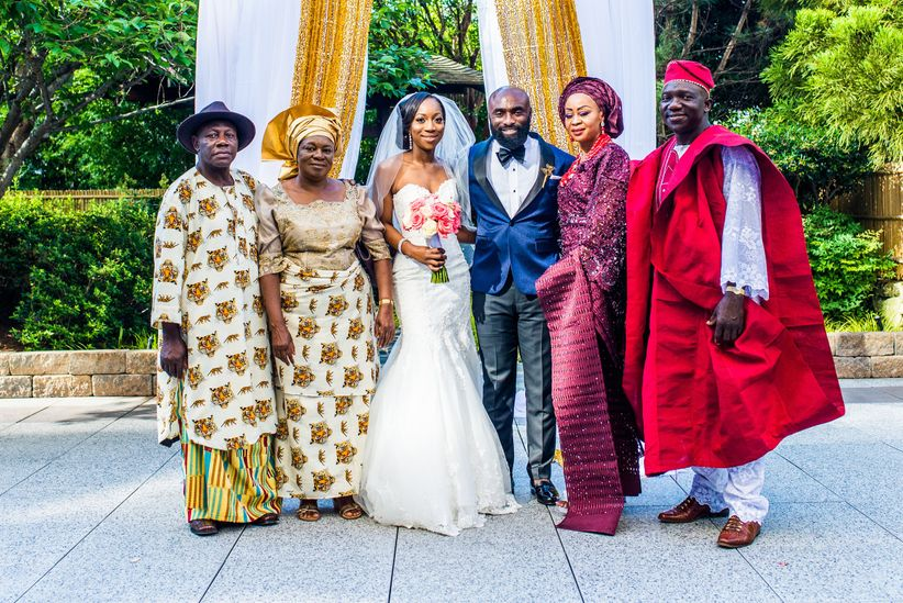 d08089db015 African Wedding Customs to Know As a First-Time Guest - WeddingWire