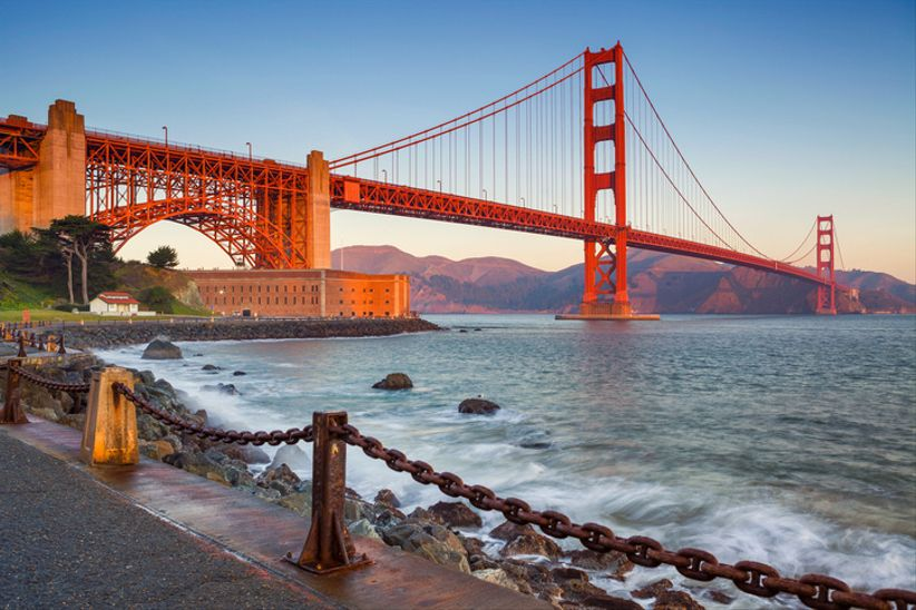 The 9 Best Places To Propose In San Francisco Weddingwire