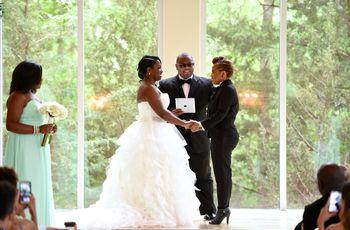 Lesbian Wedding Attire Decoded: Fashion Ideas for Your Big Day