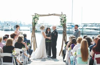 8 Outdoor Wedding Venues Baltimore Couples Love