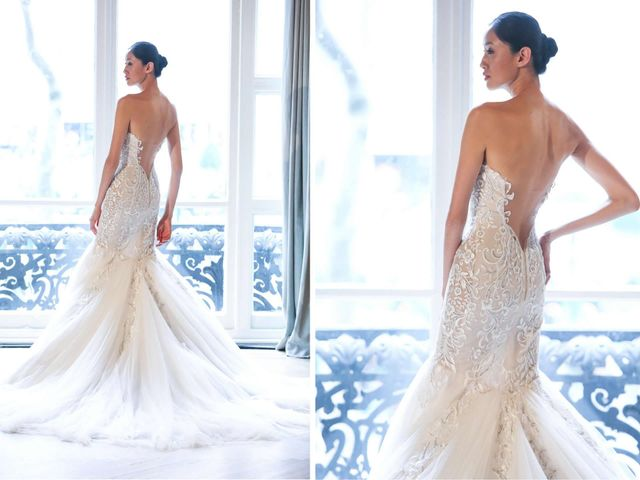 10 Backless Wedding Dresses for the Bride Who Dares to Bare