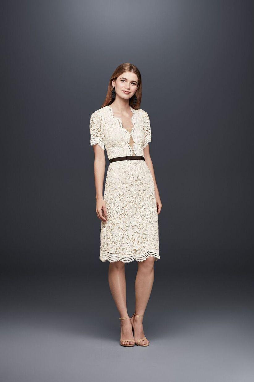 9 Wedding Dresses Under $300 for a Casual Bridal Style - WeddingWire