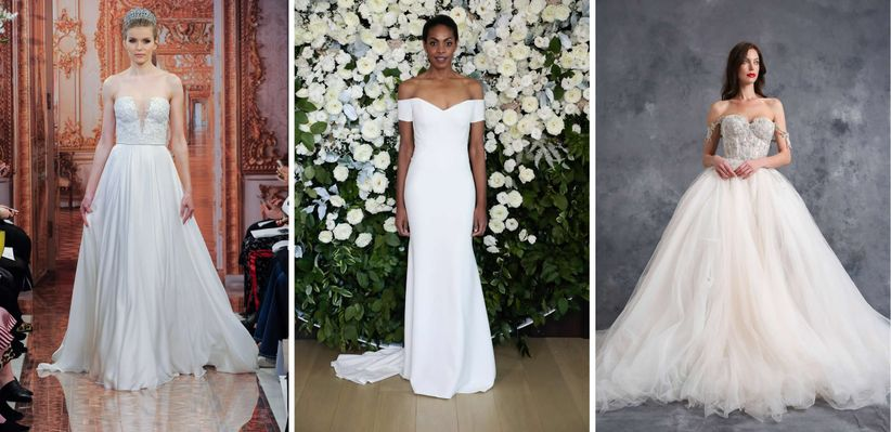 The 8 Wedding Dress Fabrics To Know Before You Shop Weddingwire