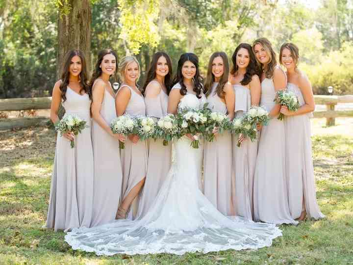 The Bridesmaid Dress Shopping Timeline Every Maid Should Follow