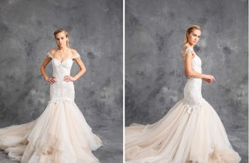 10 Ultra-Romantic Wedding Dresses Every Bride Needs to See