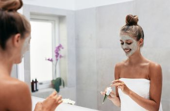 The Best Face Masks to Add to Your Wedding Skincare Routine