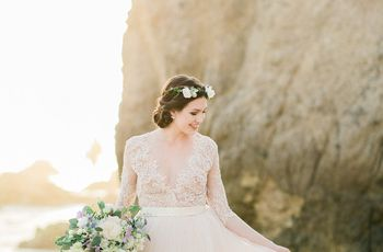 The Wedding Dress Shopping Timeline Every Bride Must See