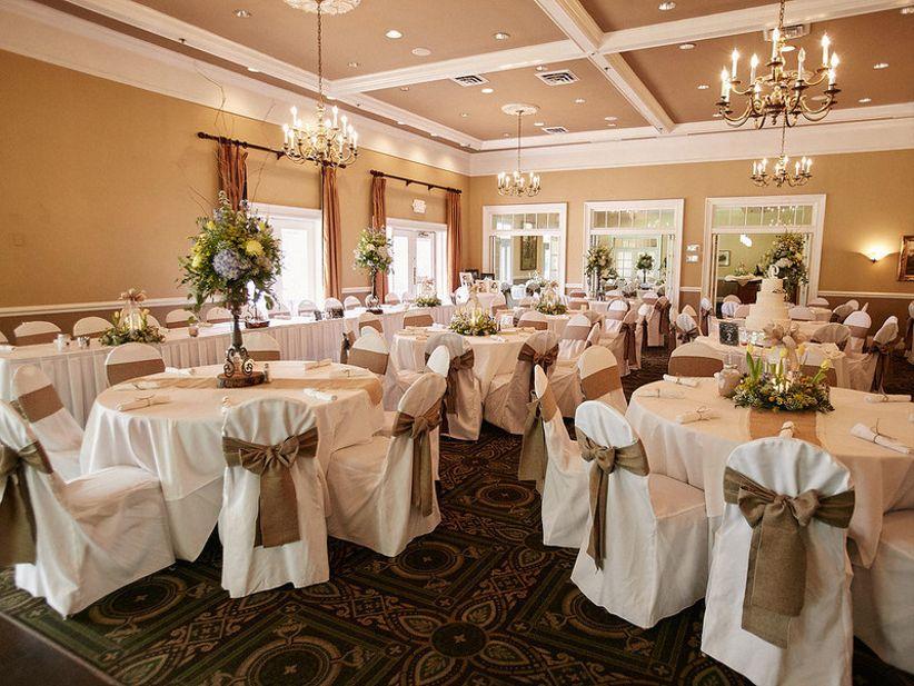 brookestone country club wedding
