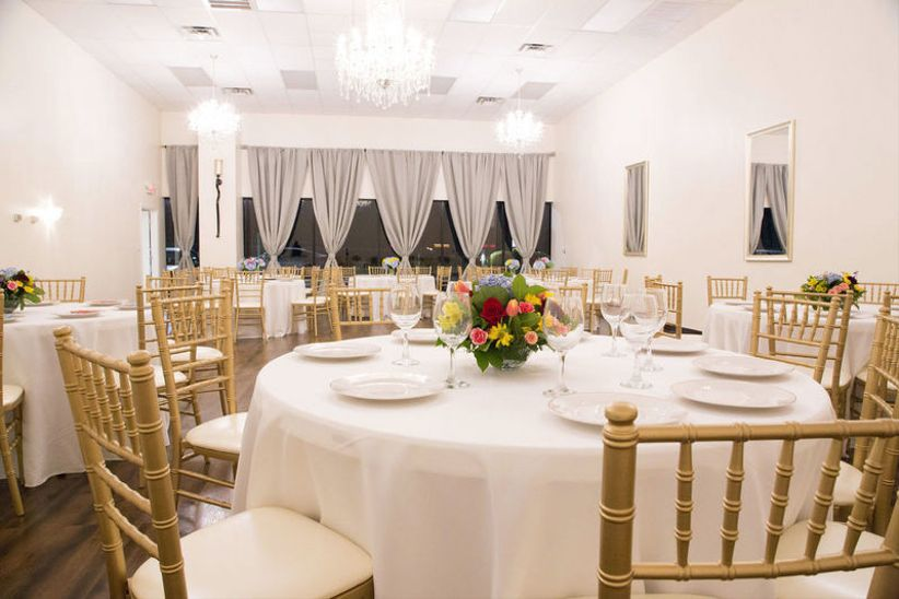 jw event suite wedding
