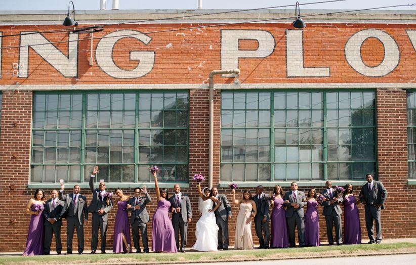 king plow arts center wedding