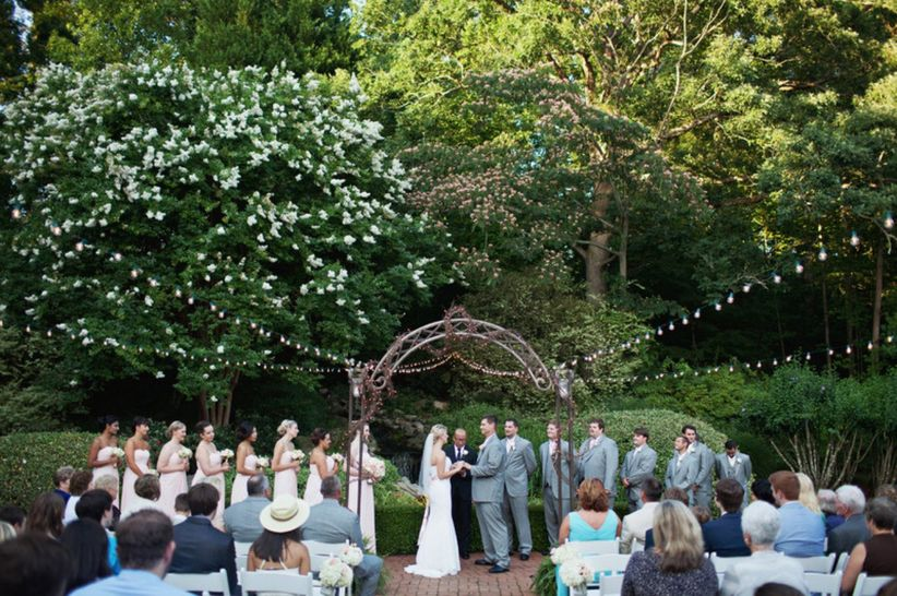 little gardens wedding lawrenceville ga
