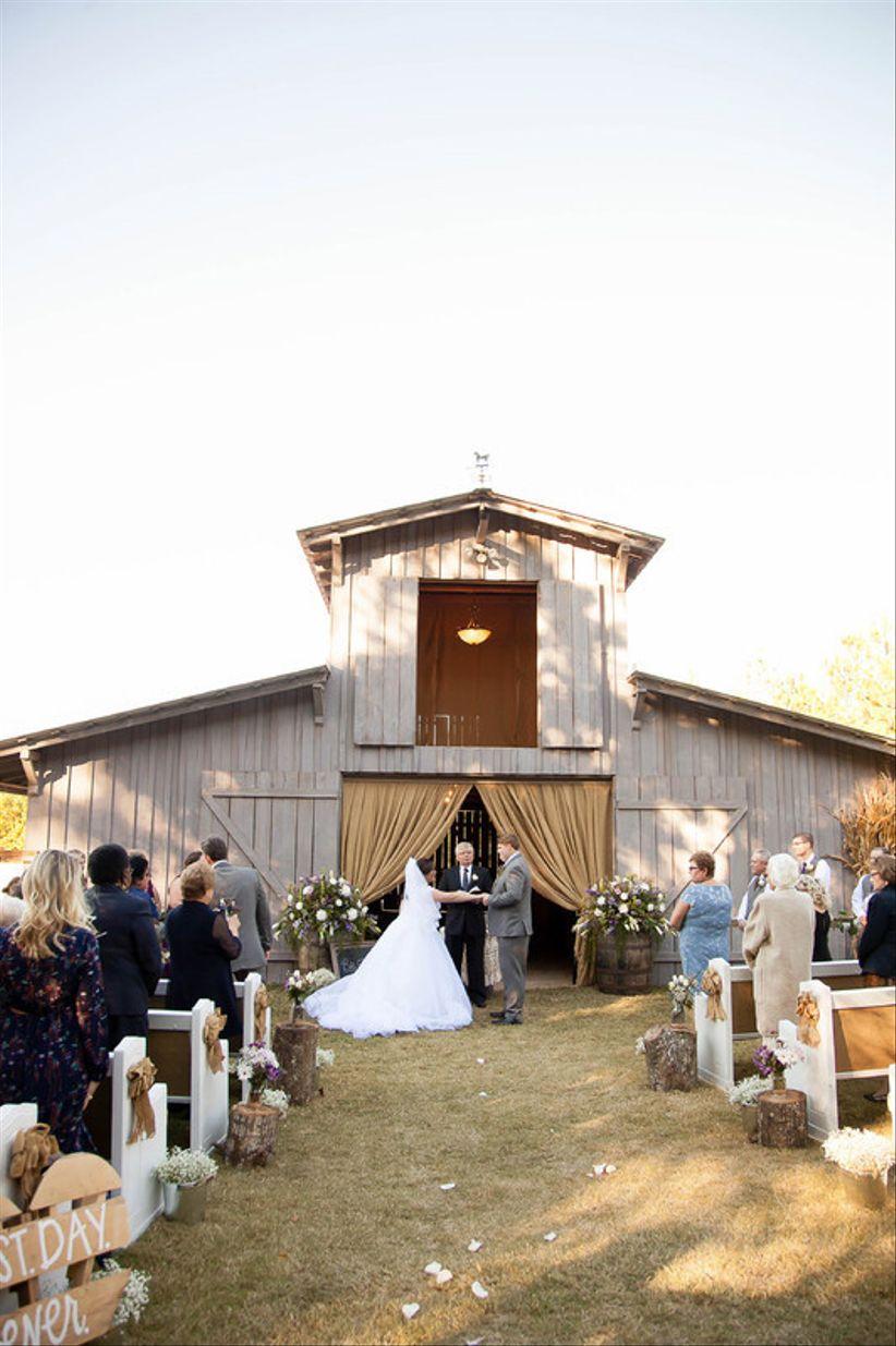 macedonia hills wedding