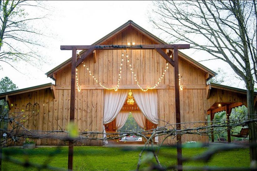 mcgarity house wedding