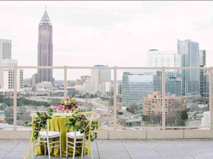 6 Rooftop Wedding Venues In Atlanta For Spectacular City Views Weddingwire