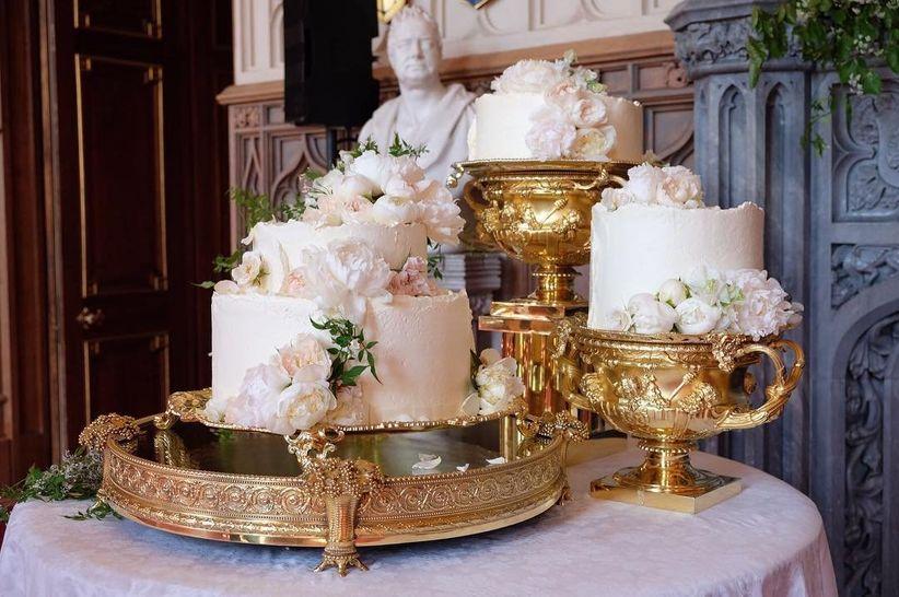 royal wedding harry meghan cake