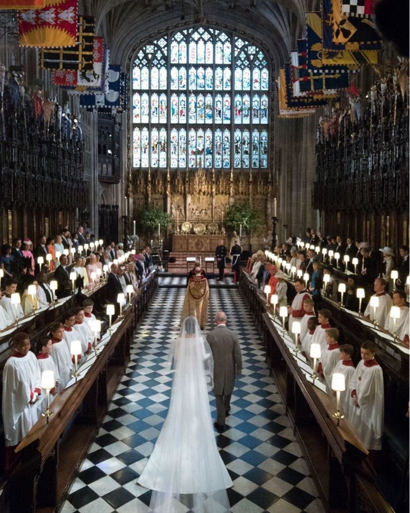 royal wedding processional