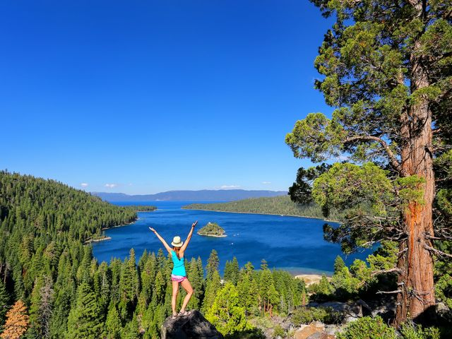 A Lake Tahoe Bachelorette Party Itinerary