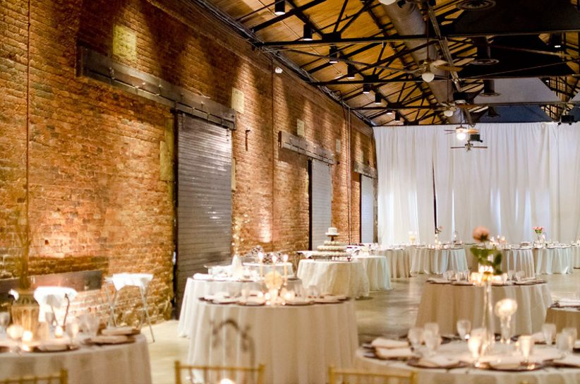 12 Industrial Wedding Venues in Atlanta for the Ultimate ...