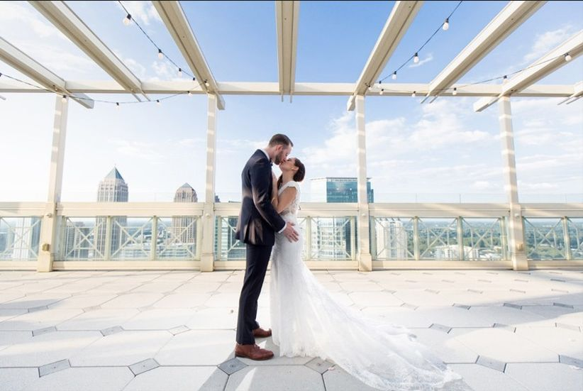 the peachtree club wedding