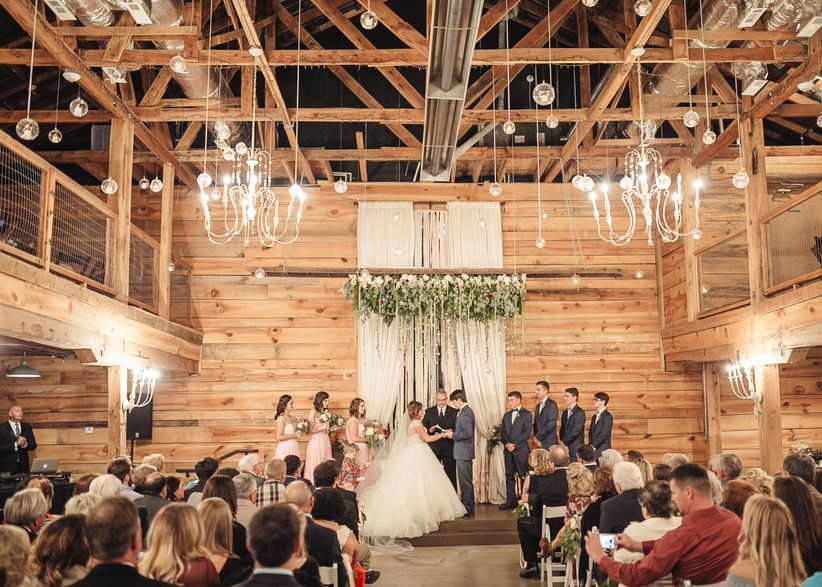 12 unique wedding venues in atlanta that will take your breath away the variety works wedding venue junglespirit Image collections