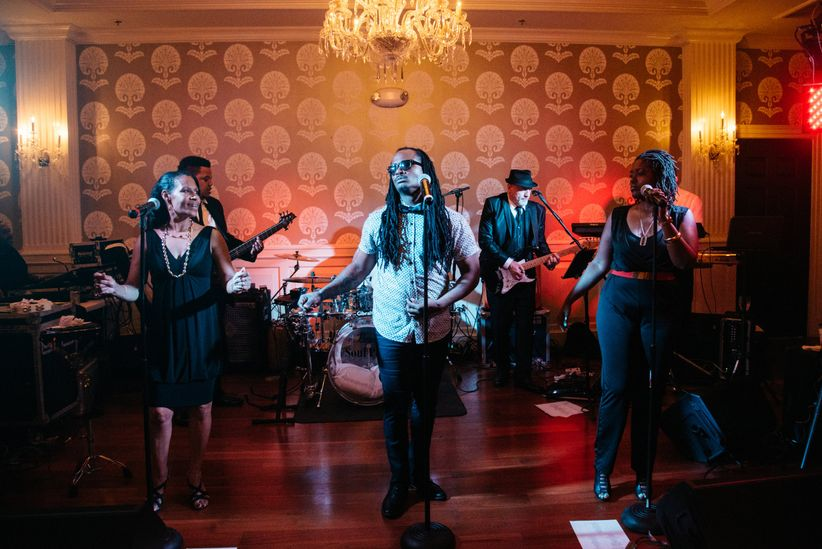 How To Hire A Band For Your Wedding Weddingwire