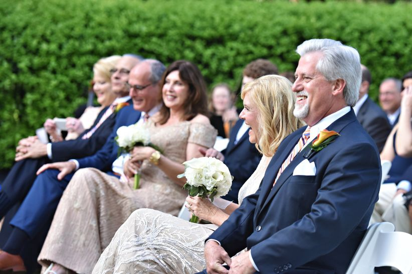 How To Negotiate Wedding Guest List Etiquette With The