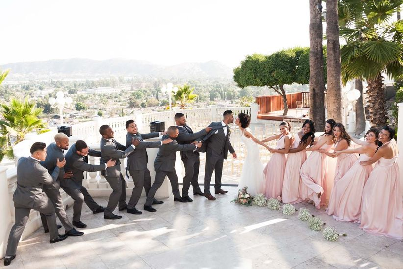 do bridesmaids and groomsmen give wedding gifts weddingwire