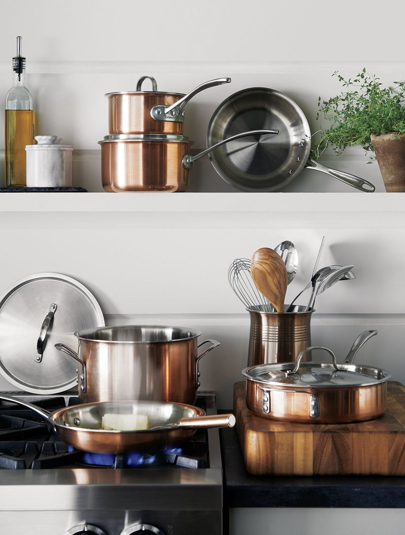 crate and barrel cookware