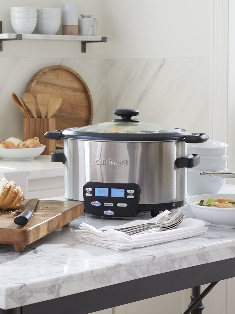 crate and barrel slow cooker
