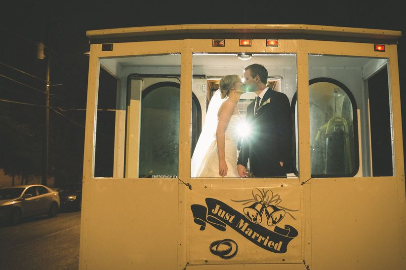couple trolley