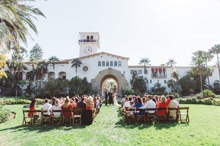 8 Affordable Wedding Venues in Santa Barbara That Won't Break the Bank