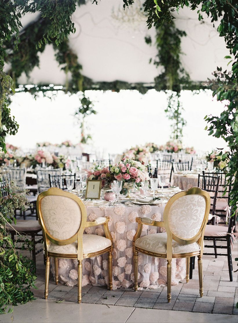 Orange Blossoms Floral and Event Styling