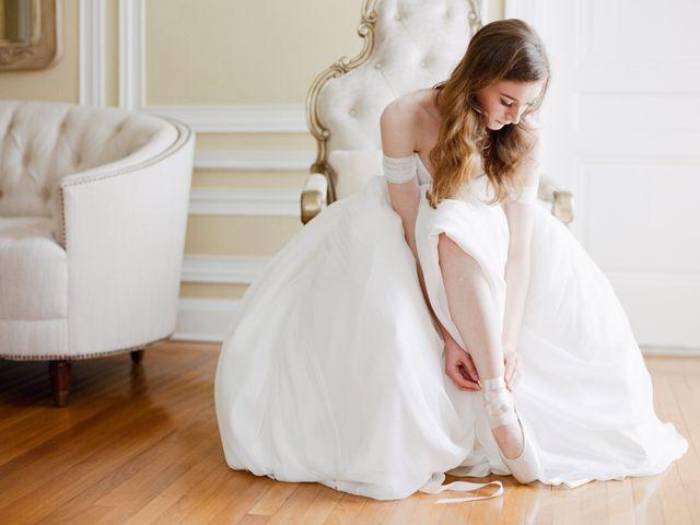 21 Ballet-Inspired Wedding Details for Your Inner Ballerina
