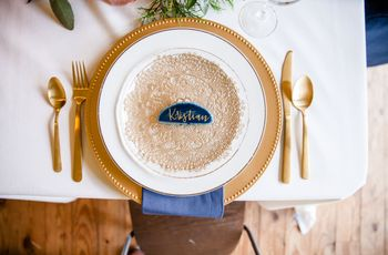 11 Geode Wedding Decor Ideas to Rock Your Big Day