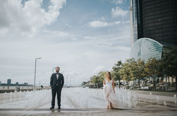 9 Downtown Detroit Wedding Venues for Chic Motor City Couples