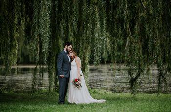 8 Stunning Outdoor Wedding Venues in Metro Detroit