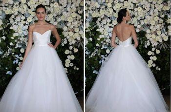 10 Ballroom Wedding Dresses for a Glamorous Walk Down the Aisle