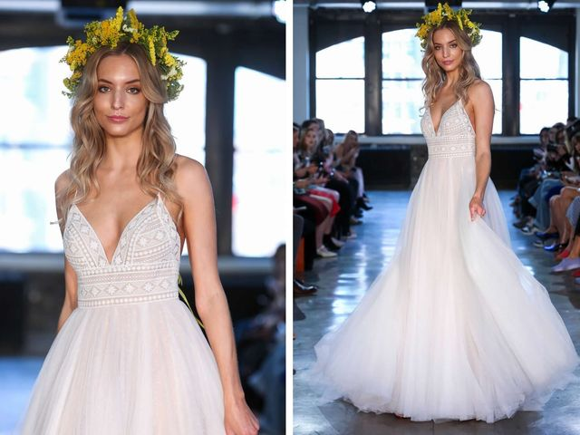 8 Boho Wedding Dresses That Will Leave You Wonderstruck
