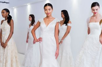All the Wedding Dress Necklines You Need to Know