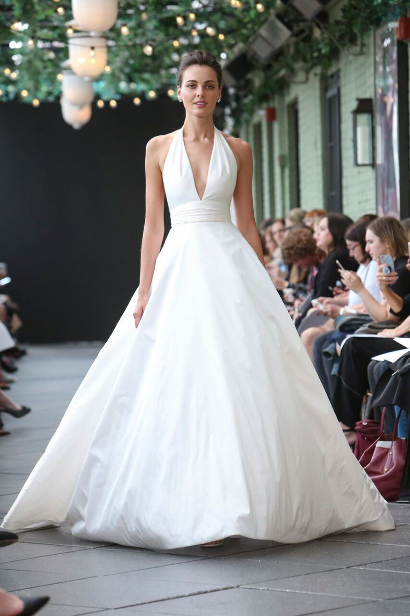 The 7 Wedding Dress Silhouettes Defined - WeddingWire