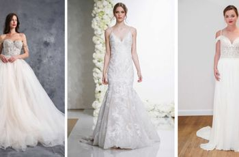 The 7 Wedding Dress Silhouettes Defined