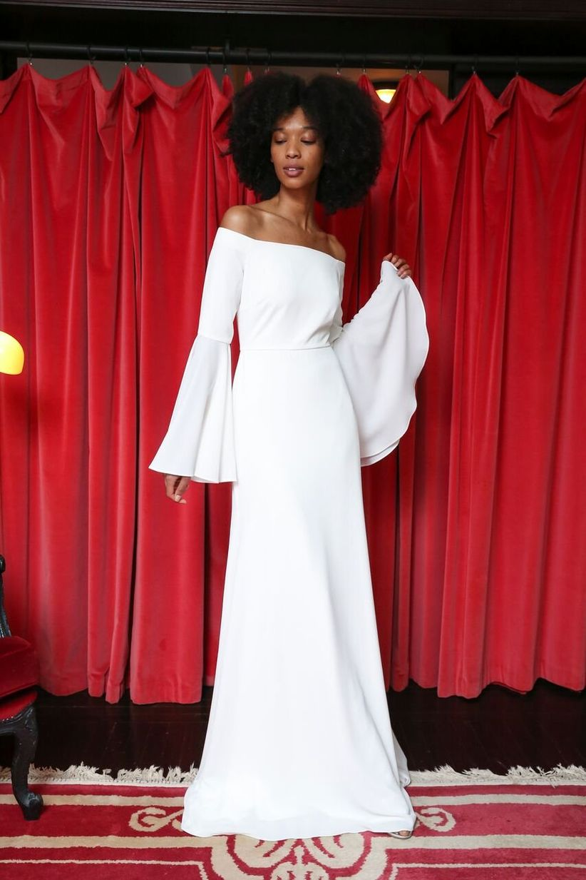 6 Wedding Dress Sleeve Styles All Brides Need to Know - WeddingWire