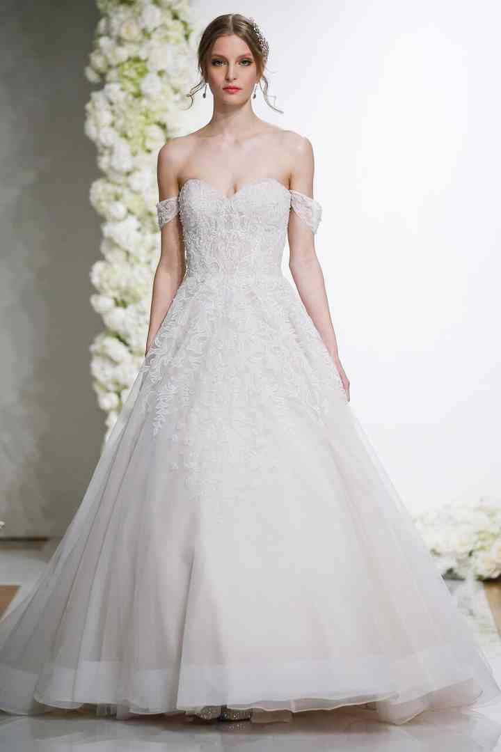 6 Wedding Dress Sleeve Styles All Brides Need To Know