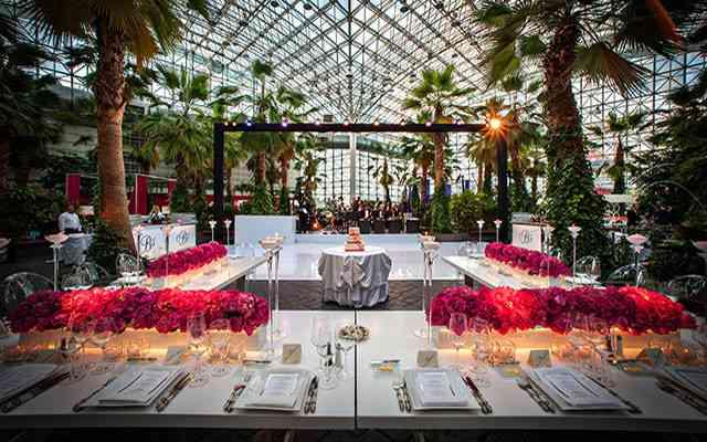 10 Totally Unique Chicago Wedding Venues Weddingwire