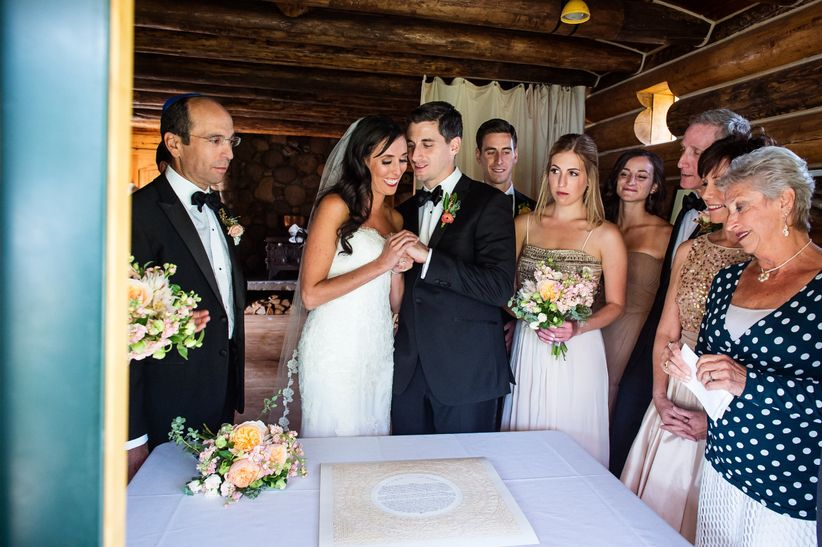 Jewish Wedding Traditions.14 Jewish Wedding Traditions And What They Mean Weddingwire