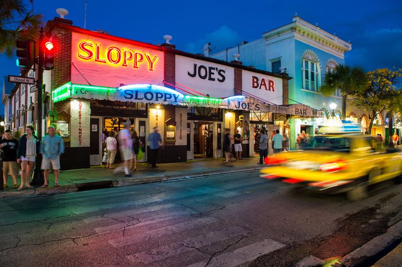 key west bachelor party