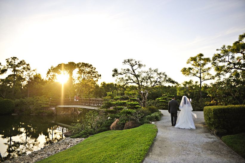 morikami museum and garden wedding