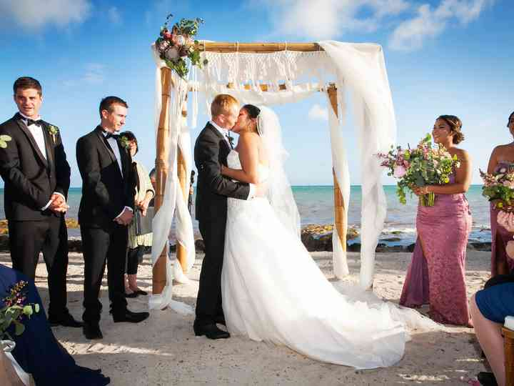 The 21 Best Beach Wedding Venues Of All Time Weddingwire